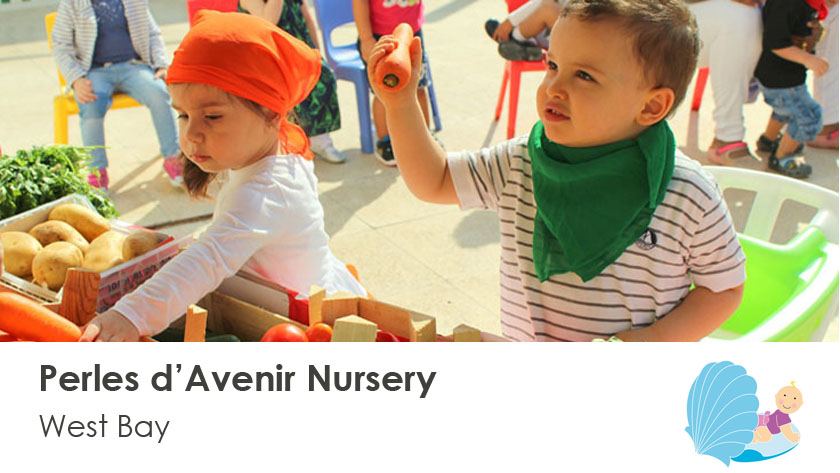 Perles d'Avenir Nursery