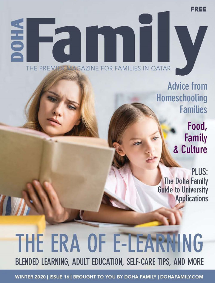 Issue#35 Doha Family Magazine Winter 2020