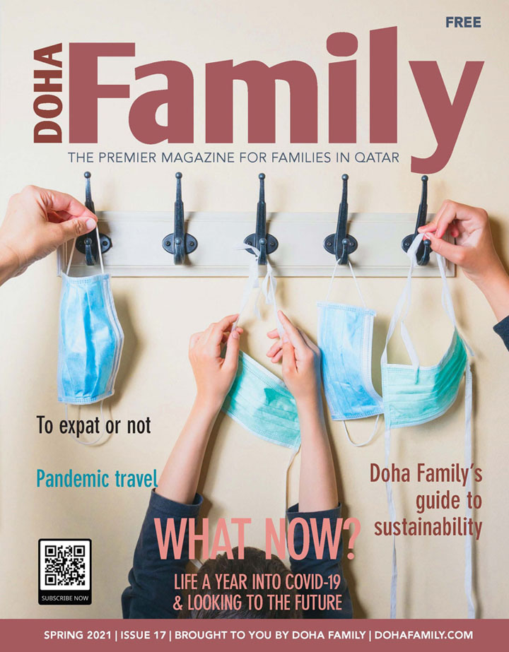 Issue #36 Doha Family Magazine Spring 2021