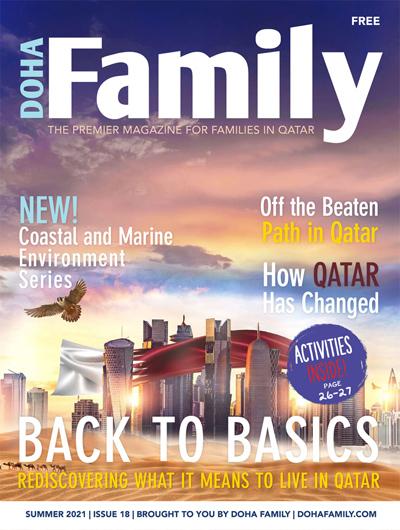 Issue #37 Doha Family Magazine Summer 2021